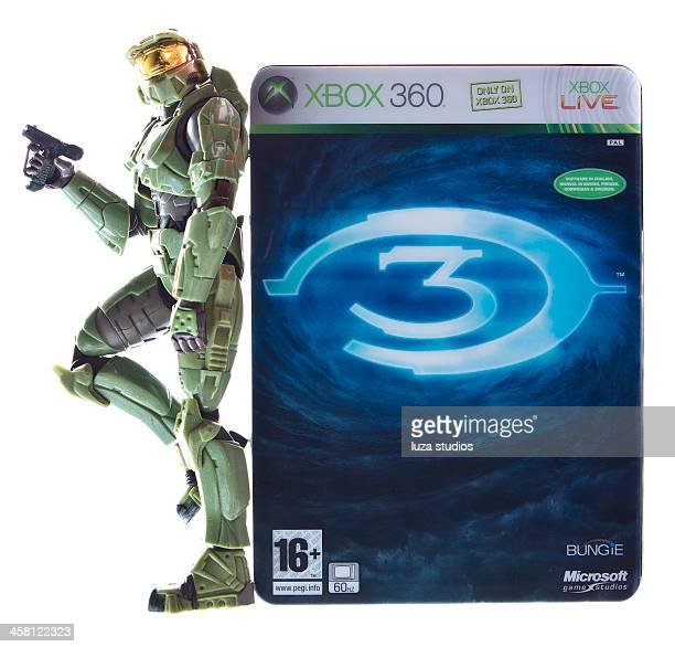halo game and figurine - angel halo stock pictures, royalty-free photos & images