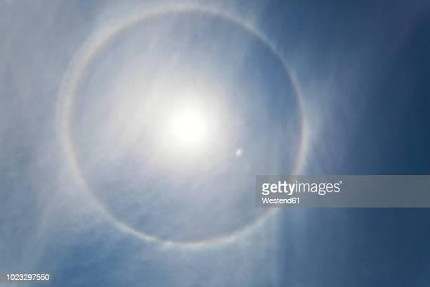 Halo, optical phenomenon