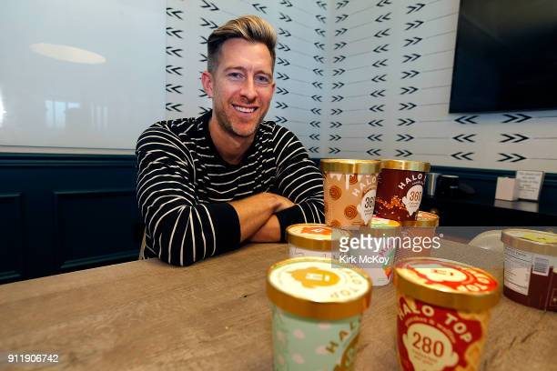 Halo Top and CEO Justin Wolverton has become one of the nation's best selling pints of ice cream without its own manufacturing plant without a...