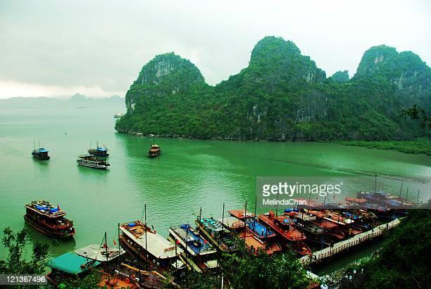 Halong Bay , 8th Natural Wonder of  world