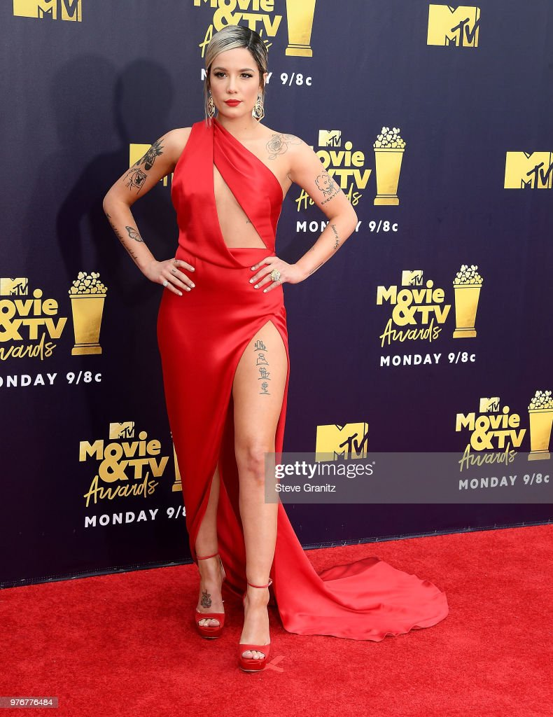 2018 MTV Movie And TV Awards - Arrivals : ニュース写真