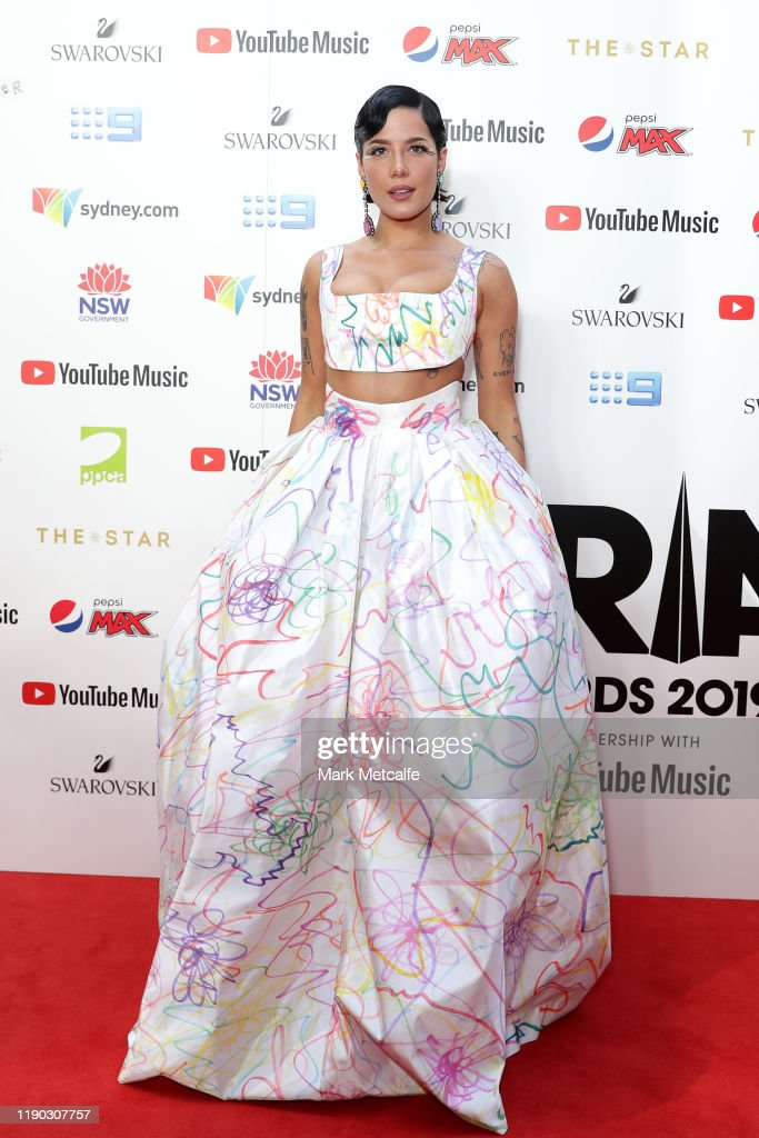 33rd Annual ARIA Awards 2019 - Arrivals : ニュース写真