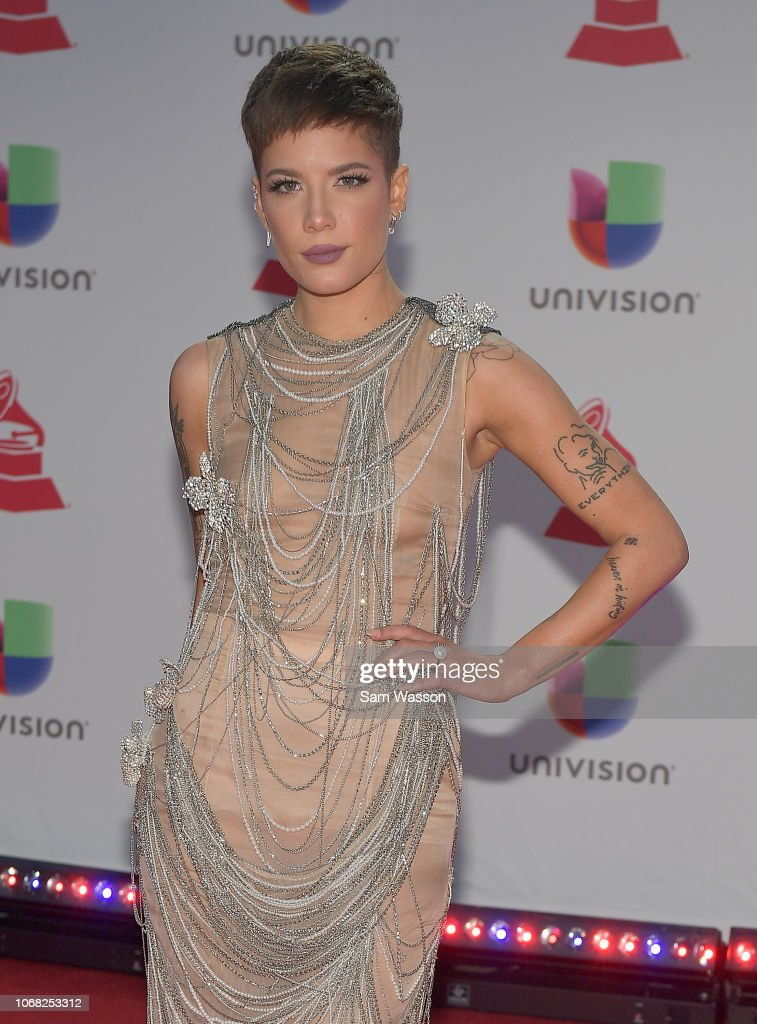 The 19th Annual Latin GRAMMY Awards - Red Carpet : News Photo