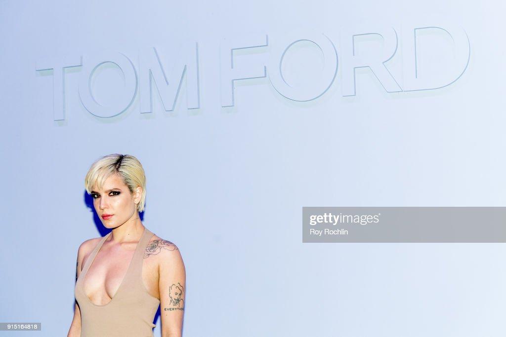 Tom Ford Men's - Arrivals - February 2018 - New York Fashion Week : ニュース写真