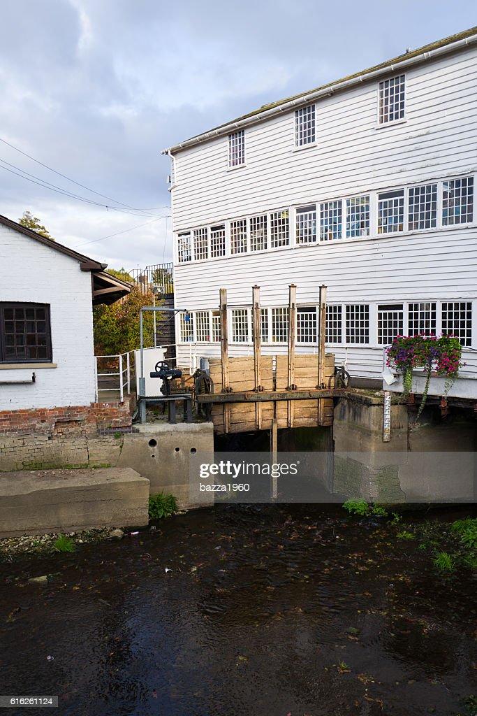Halstead Mill. : Foto de stock