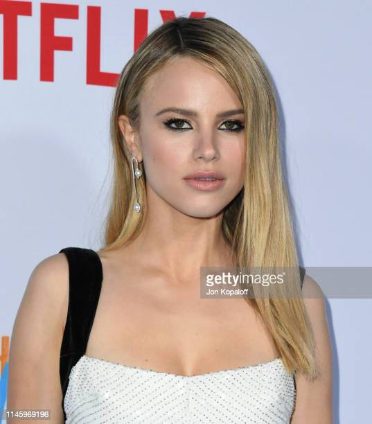 Halston Sage attends the Special Screening Of Netflix's The Last Summer at TCL Chinese Theatre on April 29 2019 in Hollywood California