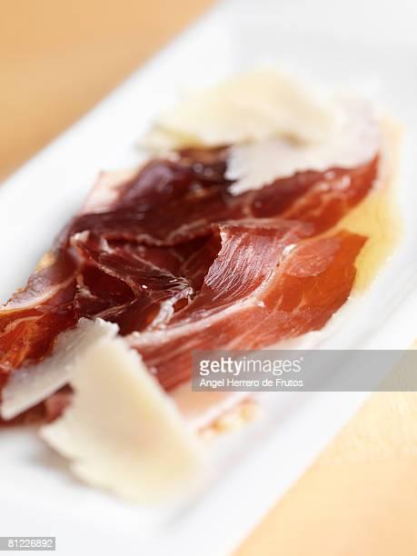 Ham pork and Cheese. Spain 2008