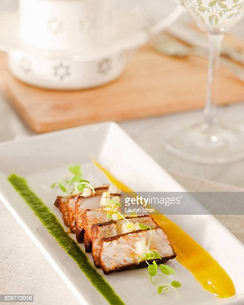 hamachi tandoori - lauryn ishak stock pictures, royalty-free photos & images