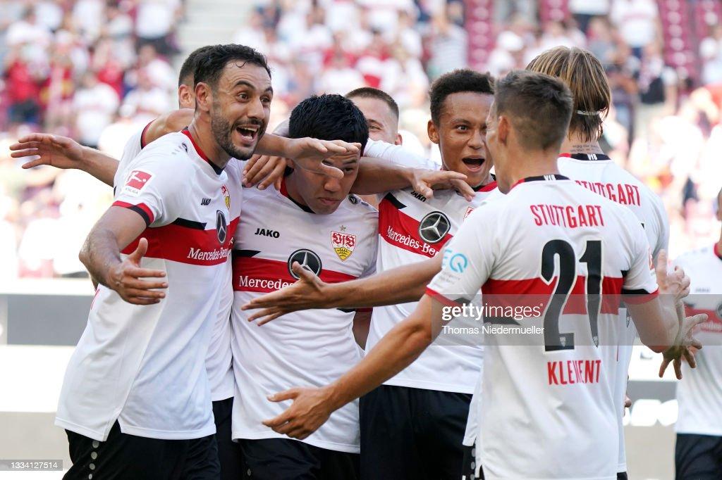 VfB Stuttgart v SpVgg Greuther Fürth - Bundesliga : News Photo
