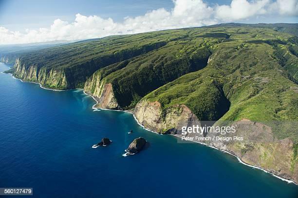 Hamakua Coast offshore of North Kohala