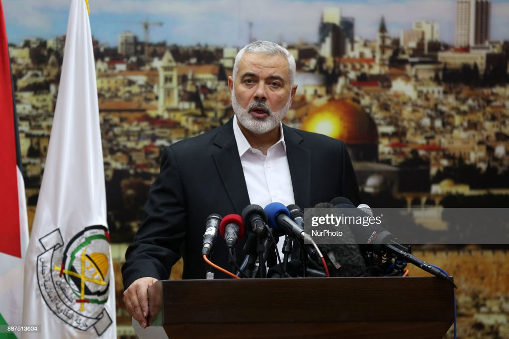 Hamas calls for new Intifada over US President's statements on Jerusalem