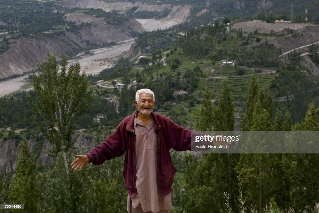 PAK: High Altitude Lifestyle Appears To Promote Longevity : News Photo