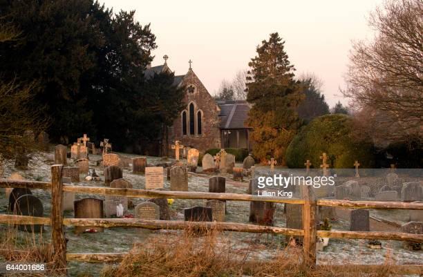 Hambledon Church in UK