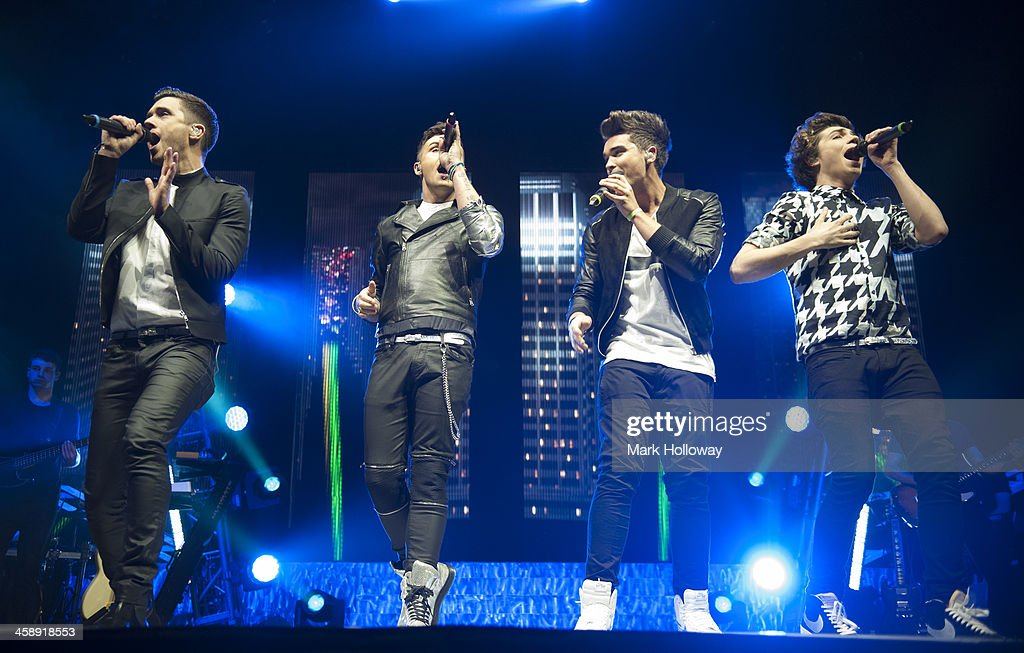 Union J Perform At The BIC : News Photo