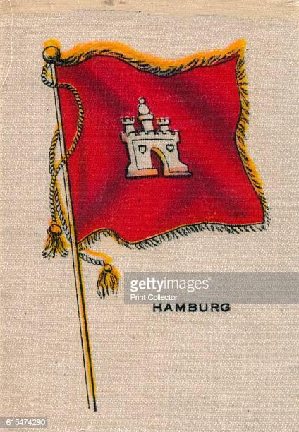 Hamburg' c1910 Artist Unknown