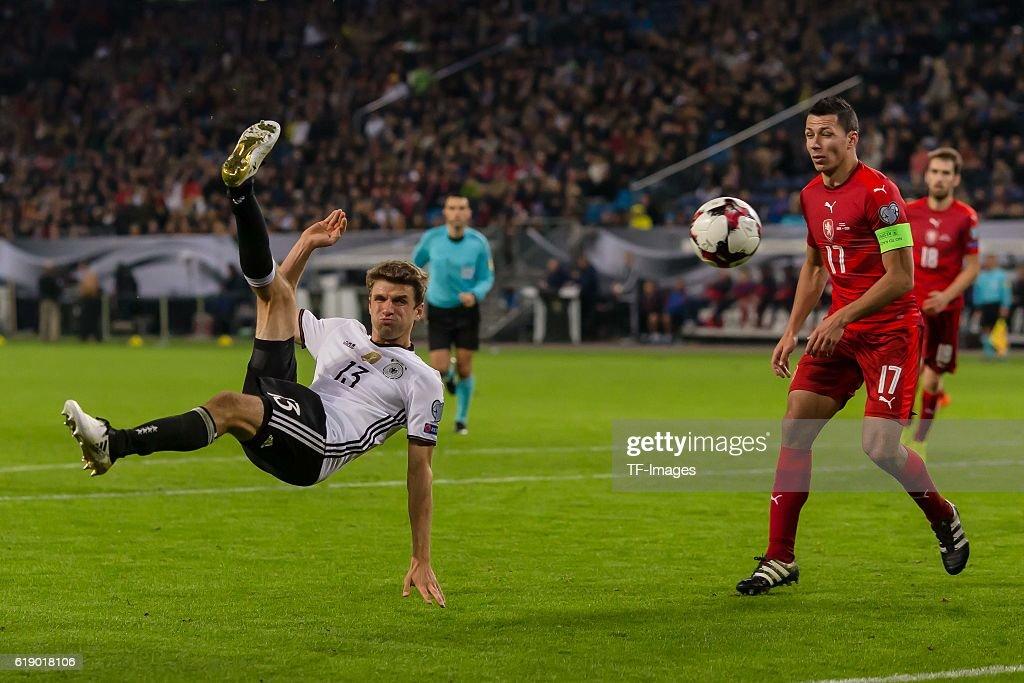 Deutschland Qualifikation Wm 2017