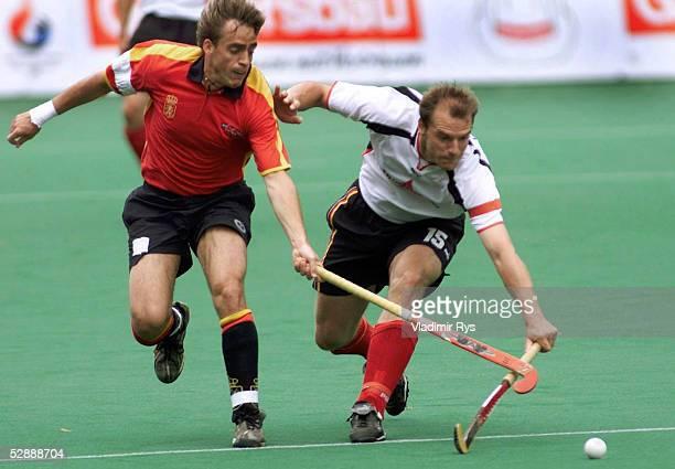 TURNIER 2002 Hamburg DEUTSCHLAND SPANIEN Xavier ARNAU/ESP Florian KUNZ/GER