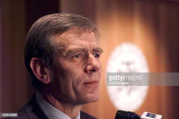 BUND 1999 Hamburg Georg Freiherr VON WALDENFELS