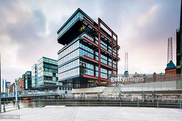 hamburg hafencity - hamburg germany stock pictures, royalty-free photos & images