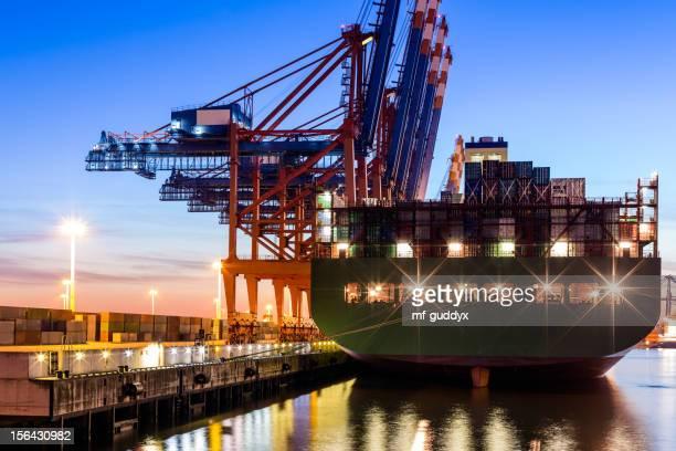 Hamburger Hafen, Cargo-Terminal