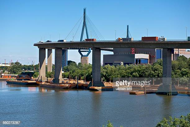 Hamburg Koehlbrand bridge
