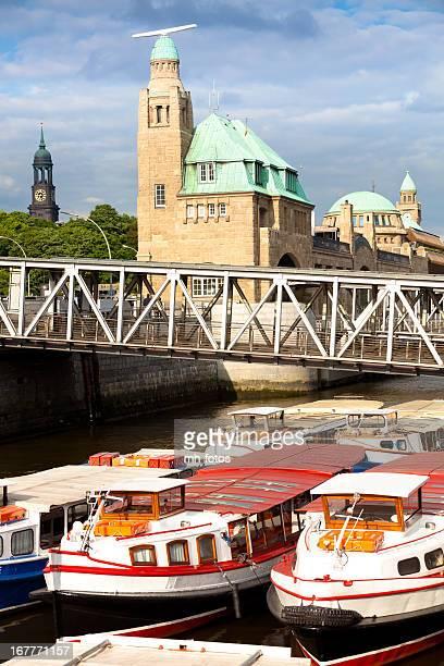 Hamburg Monumente