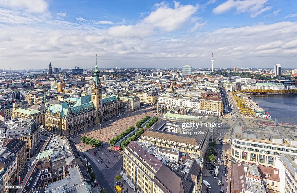 Hamburg : Stock Photo