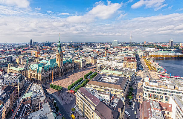 hamburg - germany stock pictures, royalty-free photos & images
