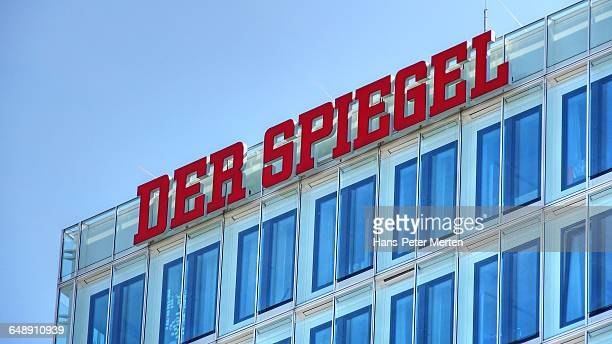 Der spiegel stock photos and pictures getty images for Der spiegel logo