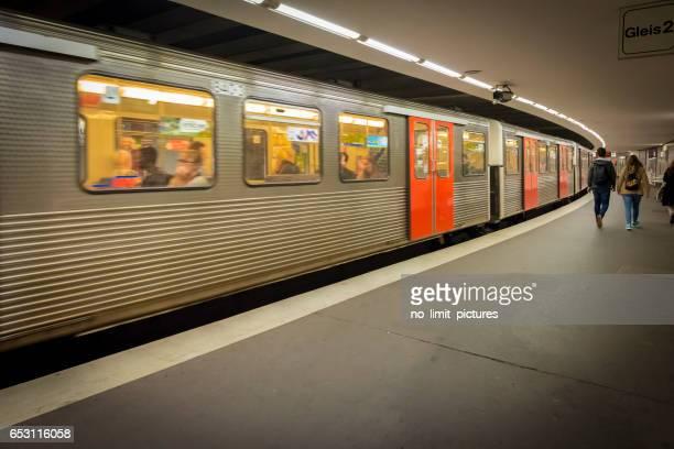 U-Bahnstation Hamburg