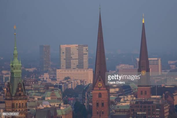 Hamburg Towers