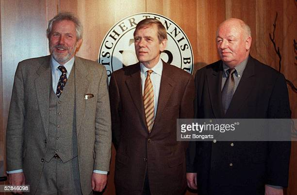 BUND 1999 Hamburg Ulrich KROEKER Georg Freiherr VON WALDENFELS Walter KNAPPER