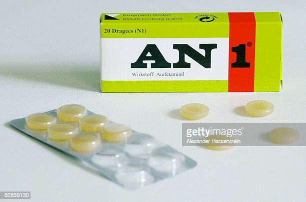 DOPING 2002 Hamburg Verbotenes Dopingmittel Amfetaminil