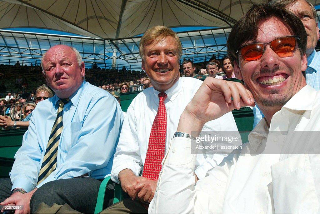 TENNIS/MAENNER: MASTERS SERIES 2002 : News Photo