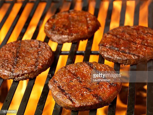 BBQ Hamburger Patties