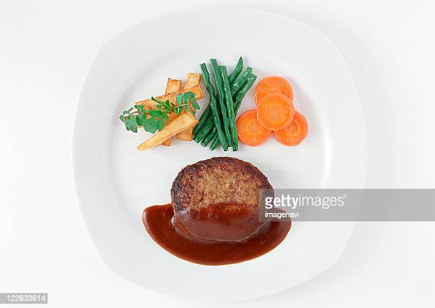 Hamburger Steak