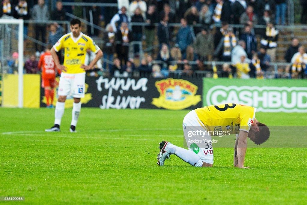Falkenbergs FF v AIK - Allsvenskan : News Photo