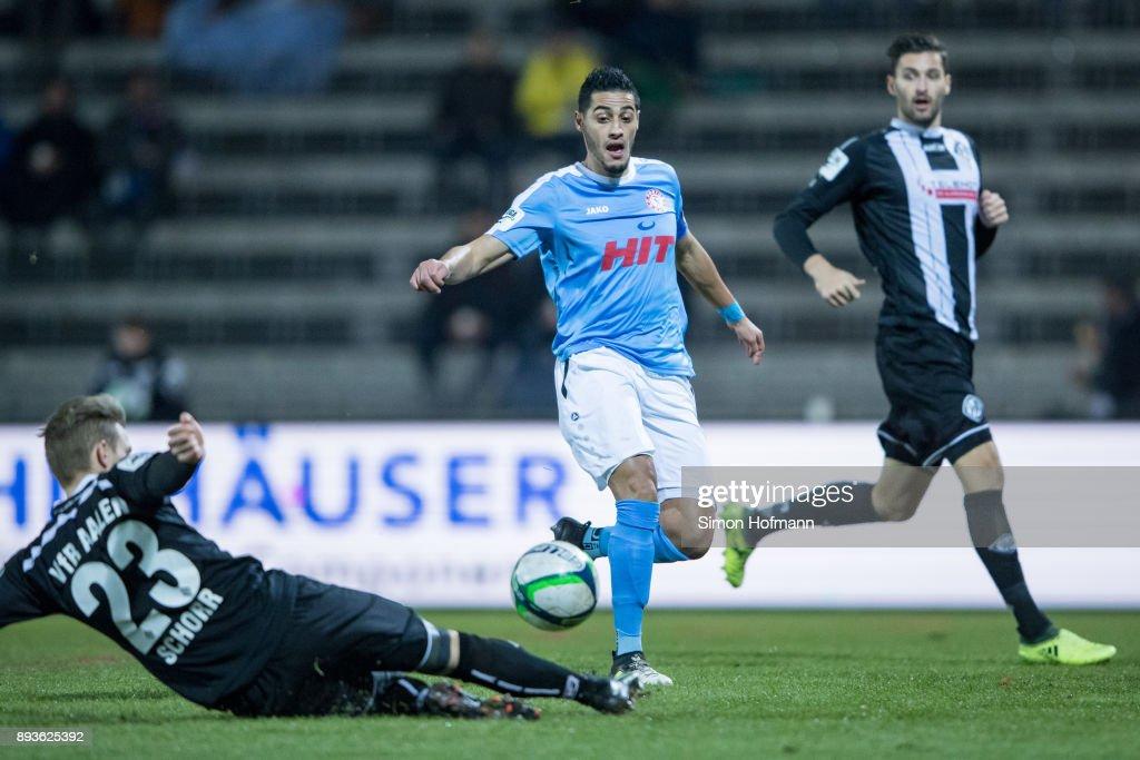 VfR Aalen v SC Fortuna Koeln - 3. Liga