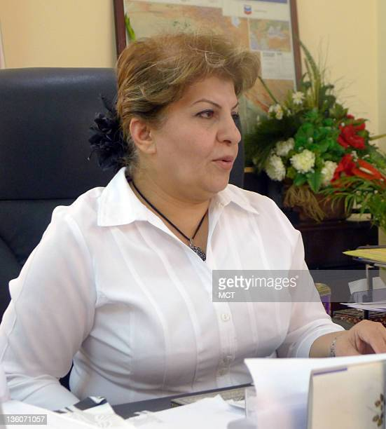 Hamdiya al Jaff is now at the helm of Iraq's only successful state bank Her only experience in banking is with the failed Rafidain bank She was...