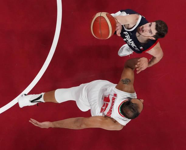 JPN: Basketball - Olympics: Day 8