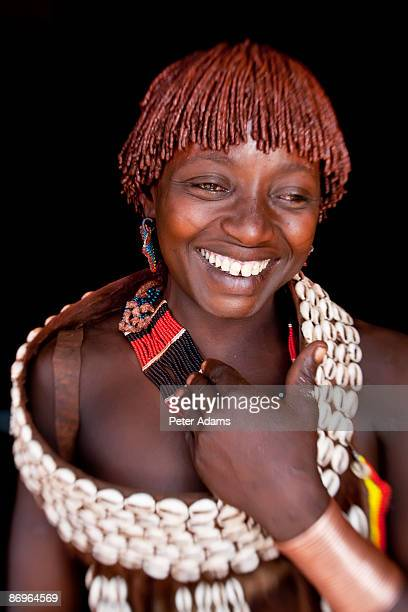 Hamer Woman, Omo Valley, Ethiopia