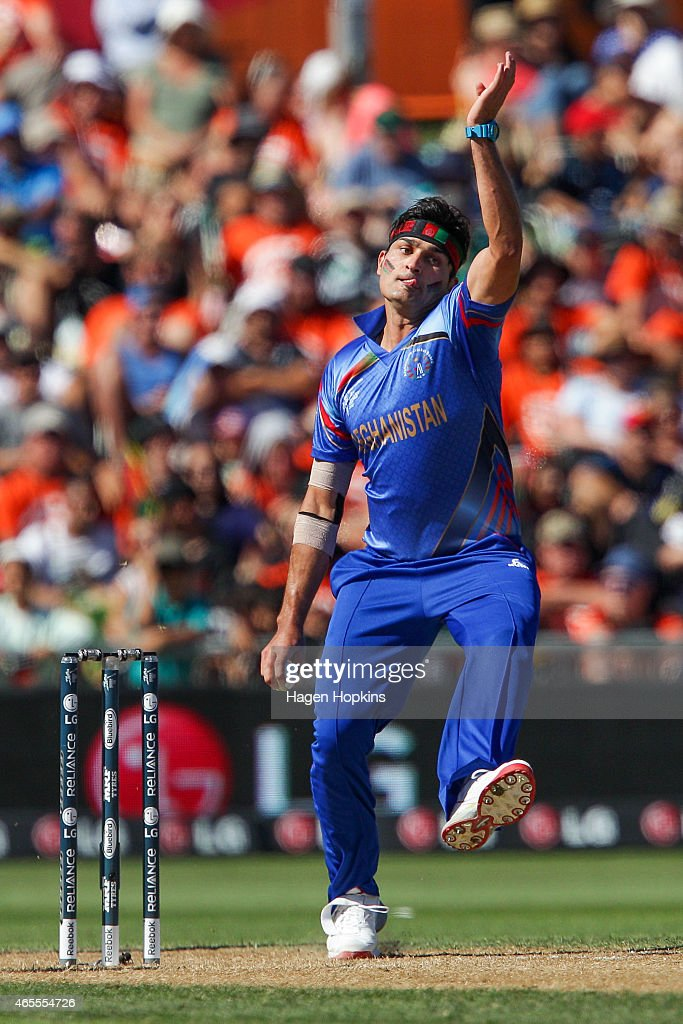 New Zealand v Afghanistan - 2015 ICC Cricket World Cup : News Photo