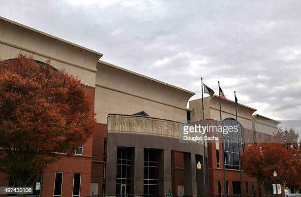 hamilton county government and judicial center - noblesville stock photos and pictures