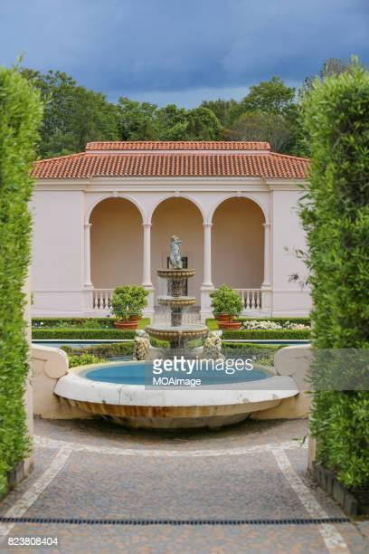Hamilton Gardens-Italian Renaissance garden
