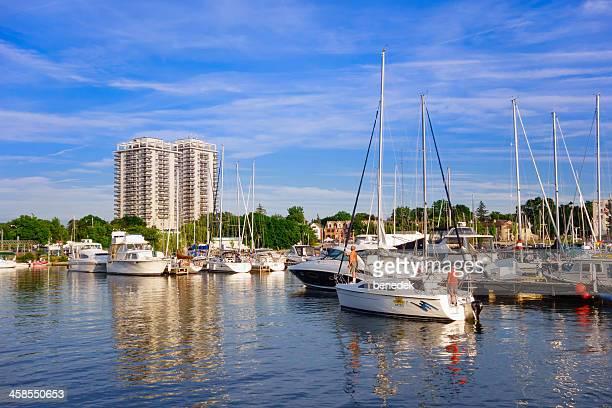 Hamilton Harbour, Ontario, Canada