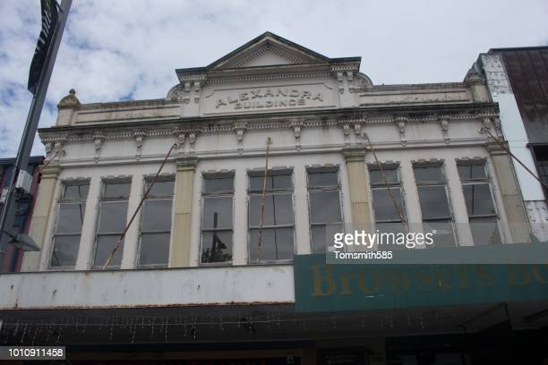 hamilton heritage sites - hamilton new zealand stock photos and pictures