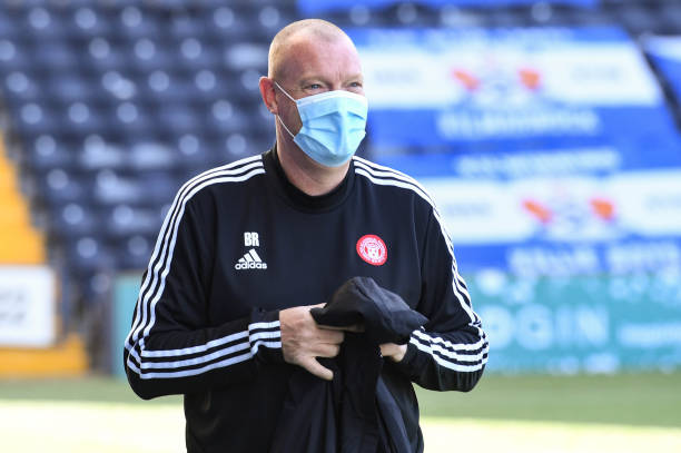GBR: Kilmarnock v Hamilton Academical - Ladbrokes Scottish Premiership