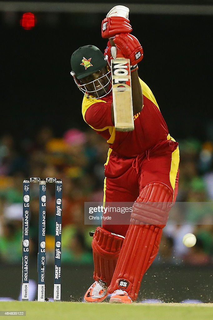 Pakistan v Zimbabwe - 2015 ICC Cricket World Cup
