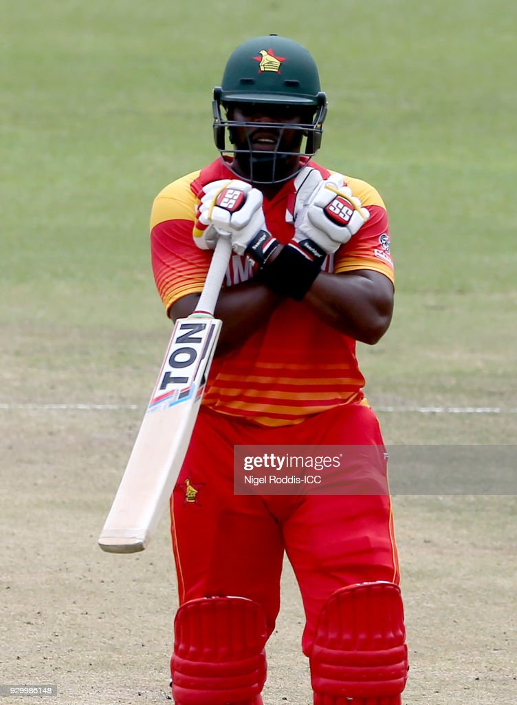 Zimbabwe v Hong Kong - ICC Cricket World Cup Qualifier