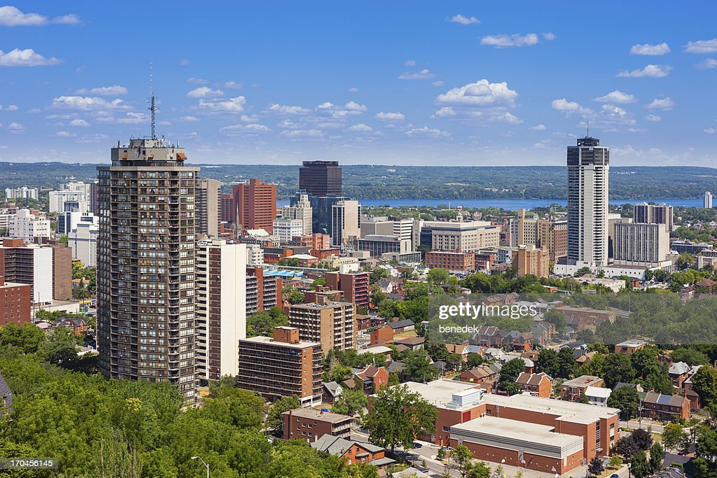Hamilton Ontario Canada Stock Photo Getty Images